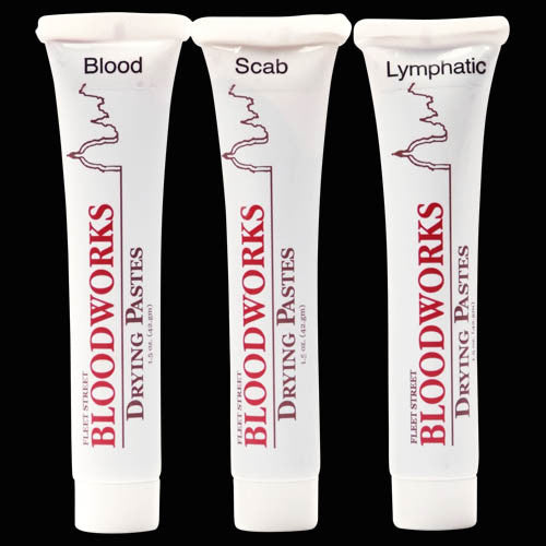 Fleet Street Blood Pastes
