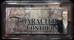 Skin Illustrator Character Contours Palette