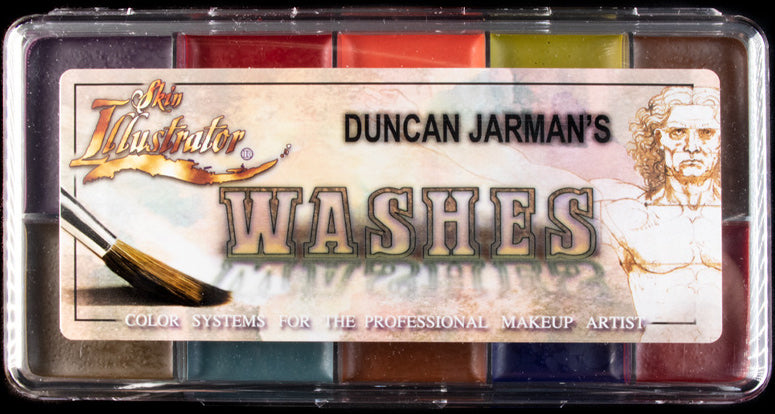 Skin Illustrator Duncan Jarman's Washes Palette