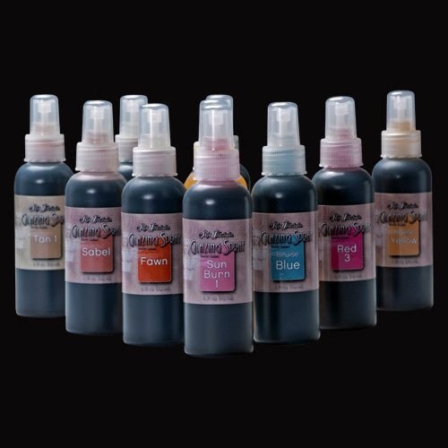 Skin Illustrator Glazing Sprays