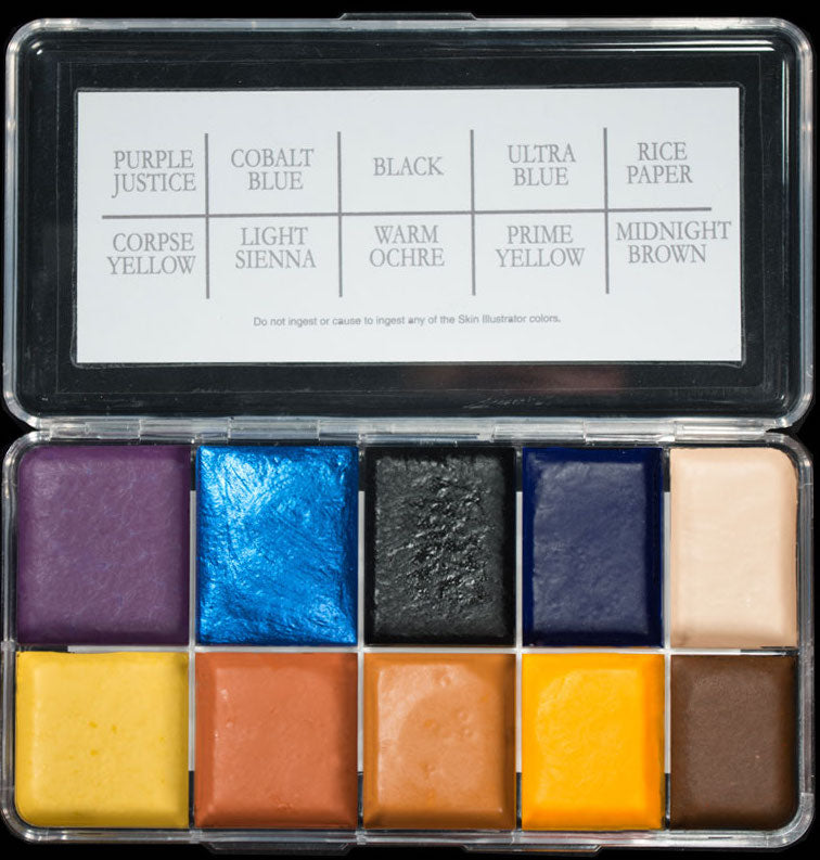 Skin Illustrator Guardians Palette