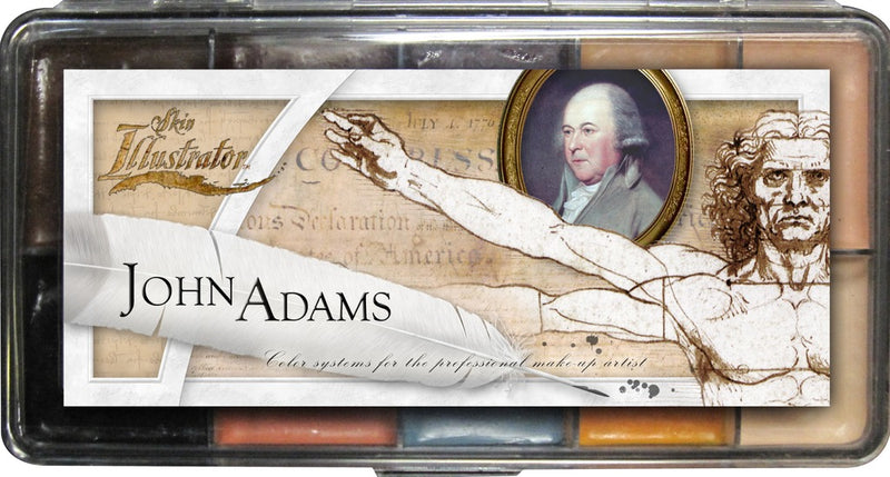 Skin Illustrator John Adams Palette