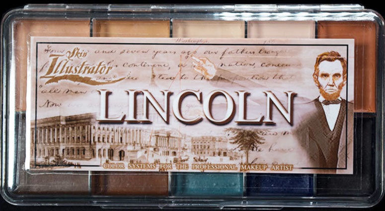 Skin Illustrator Lincoln Palette