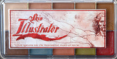 Skin Illustrator Flesh Tone Palette