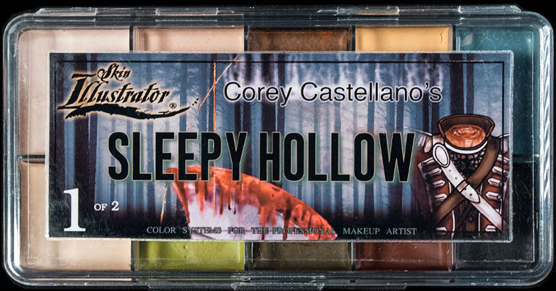 Skin Illustrator Sleepy Hollow Palette 1