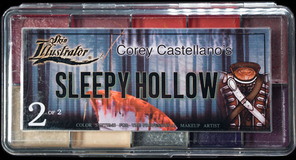 Skin Illustrator Sleepy Hollow Palette 2