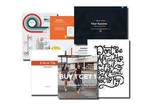 Sales Energizer Content Marketing Starter Pack