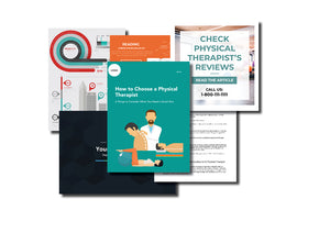 Physical Therapy Marketing Content Pack