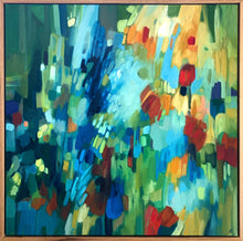 Load image into Gallery viewer, Composition of 'Blue in Green' (Miles Davis track) SOLD