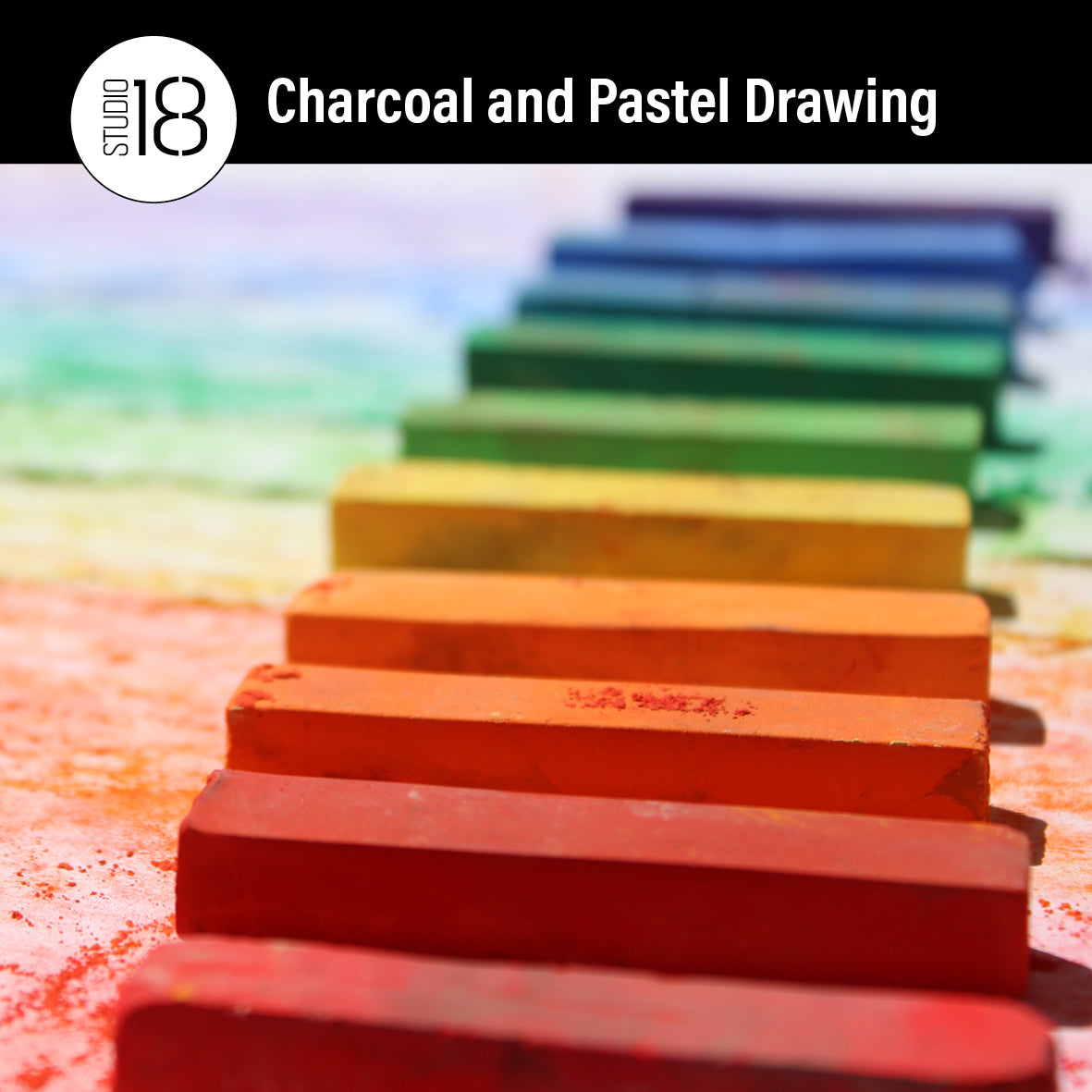 Charcoal and Pastel Workshop (2 days)