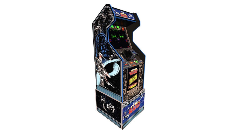 Geek Daily Deals January 22, 2019: Get a Classic Arcade Video Game Cabinet with the 3 Star Wars Games on Sale Today!