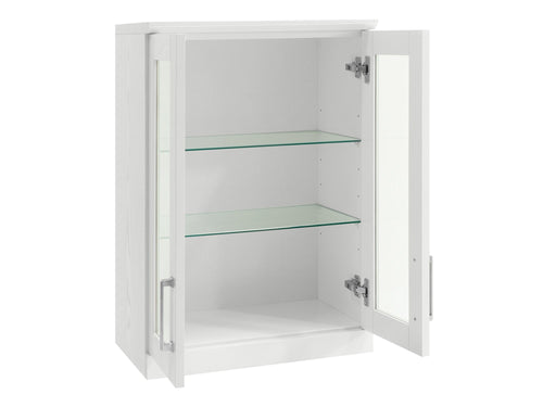 Home Bar Short Wall Cabinet - 21""