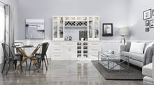 Load image into Gallery viewer, Home Bar 7 Piece Cabinet Set - 24""