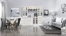 Load image into Gallery viewer, Home Bar 9 Piece Cabinet Set - 24""