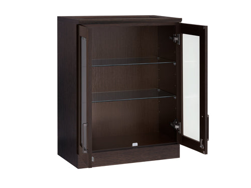 Home Bar Short Wall Display Cabinet - 24