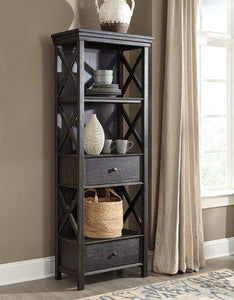 Ashley D736 Tyler Creek Display Cabinet