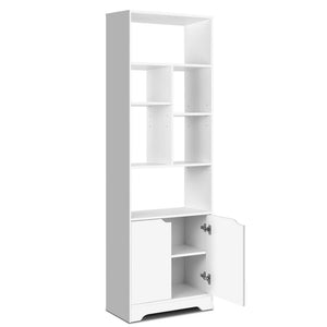 Display Cabinet Shelf - White