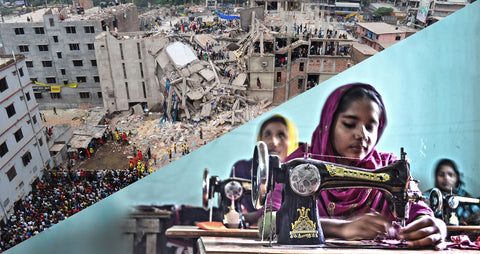 effondrement du rana plaza