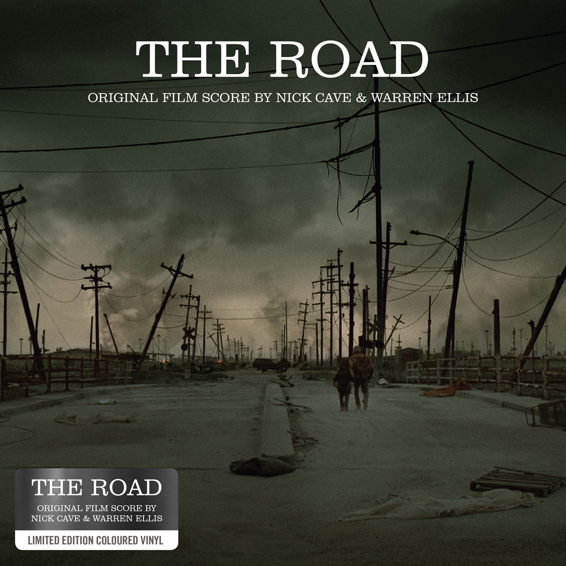 NEW – THE ROAD OST (GREY SMOKE VINYL)