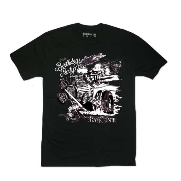BLACK JUNKYARD T-SHIRT