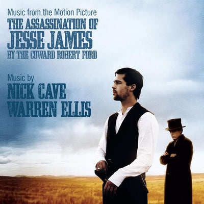 NEW THE ASSASSINATION OF JESSE JAMES VINYL