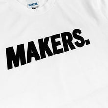 Makers Staple Tee White