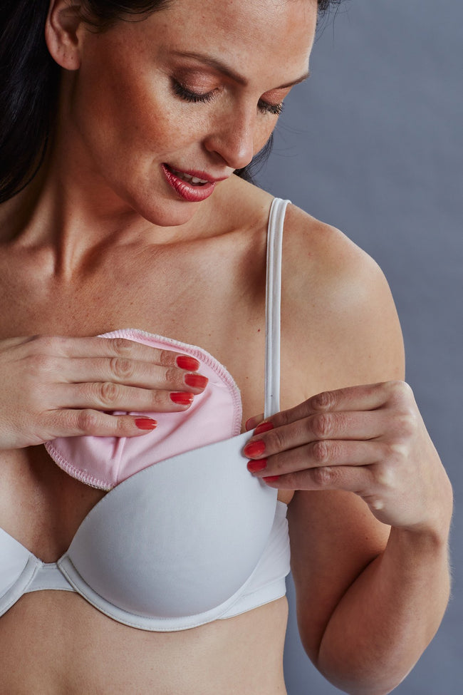 Breast pads washable leak proof