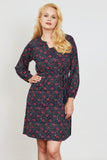 Dress Yvonne ditsy floral - LOVE MILK