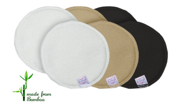 Breastfeeding pads 'Boosters' bamboo - LOVE MILK