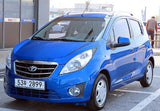 DAEWOO(CHEVROLET) MATIZ             MODEL YEAR:2010              KM:122.569