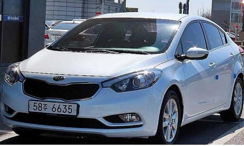 KIA K3 1.6GDI TRENDY            MODEL YEAR:2013                KM:111.565
