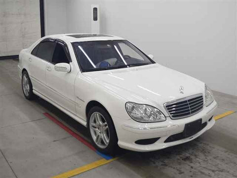 MERCEDES BENZ  S55L AMG                        MODEL YEAR:2003                          KM:82.000
