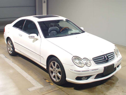 MERCEDES BENZ CLK55                        MODEL YEAR:2002                  KM:58.000