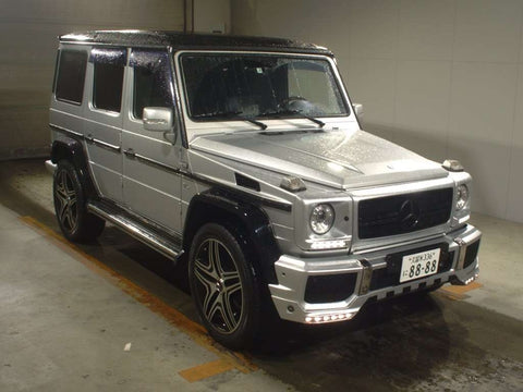 MERCEDES BENZ G500 LONG           MODEL YEAR:2000                KM:76.000
