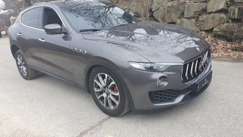 MASERATI LEVANTE Q4           MODEL YEAR:2017        KM:18.991