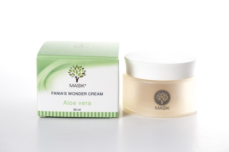 masik fanya's cream eczema cream for skin moisturizer, acne treatment 100% handmade 50ML
