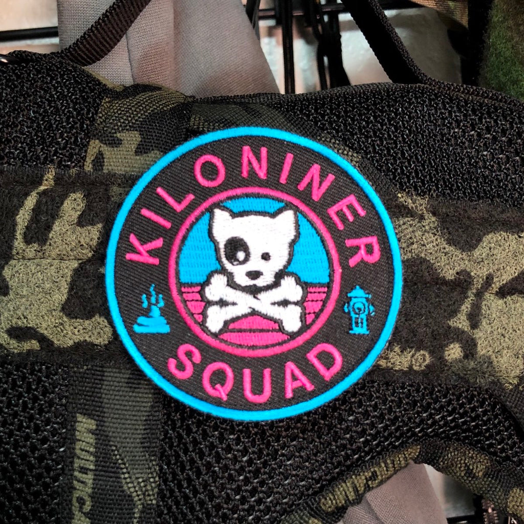 Dog and Crossbones PT - Morale Patch