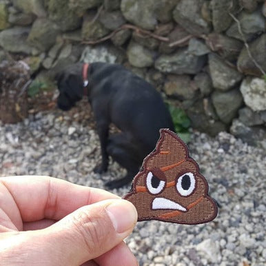 Stinky Poop - Morale Patch
