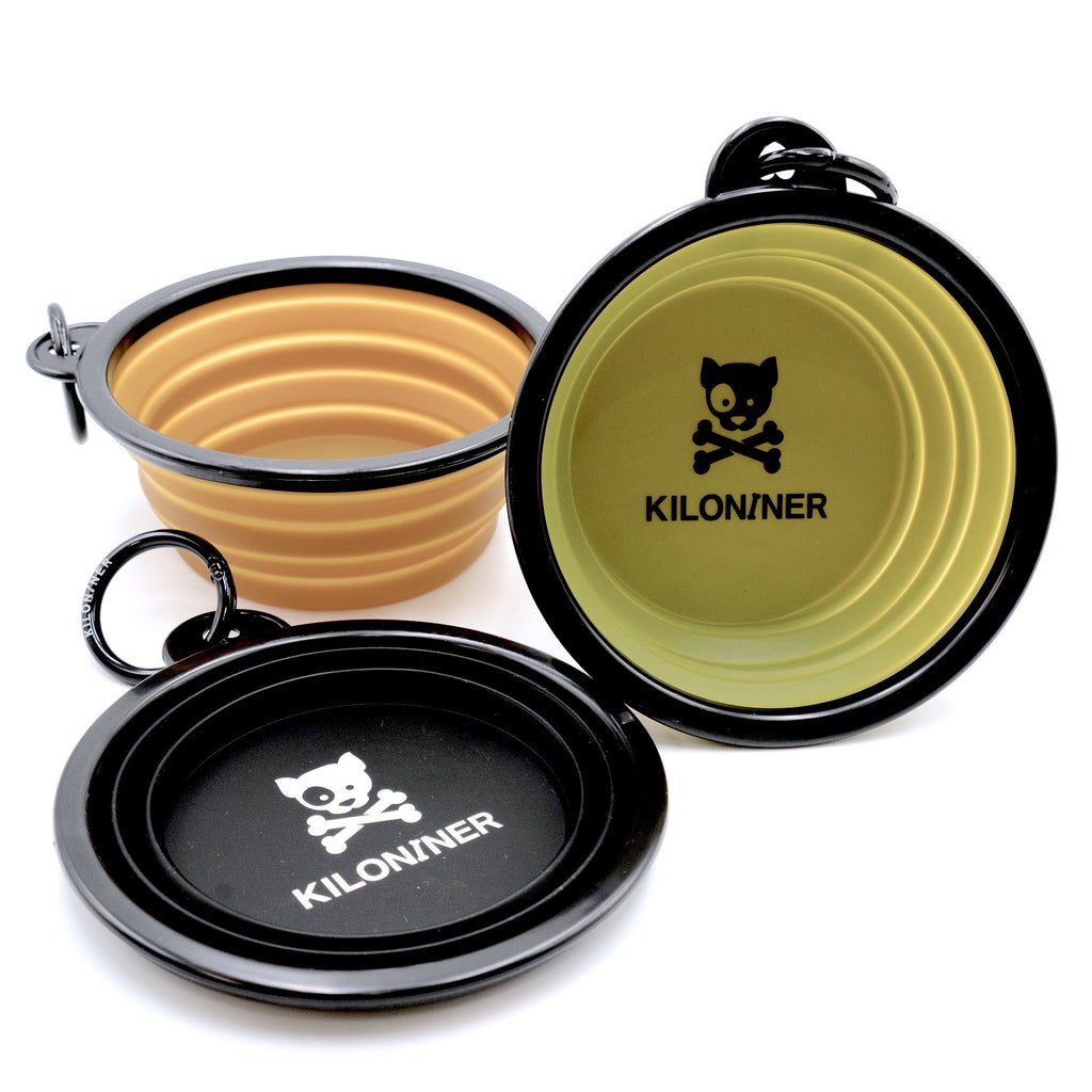 CB1 Collapsible Dog Bowl