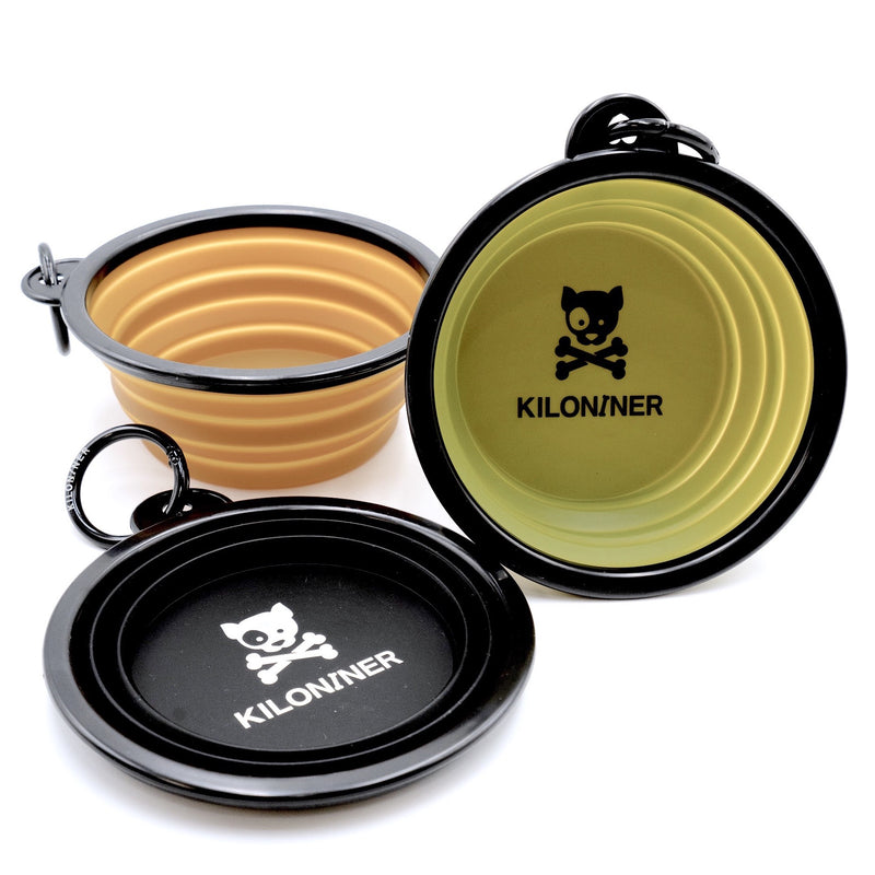 CB1 Collapsible Dog Bowls