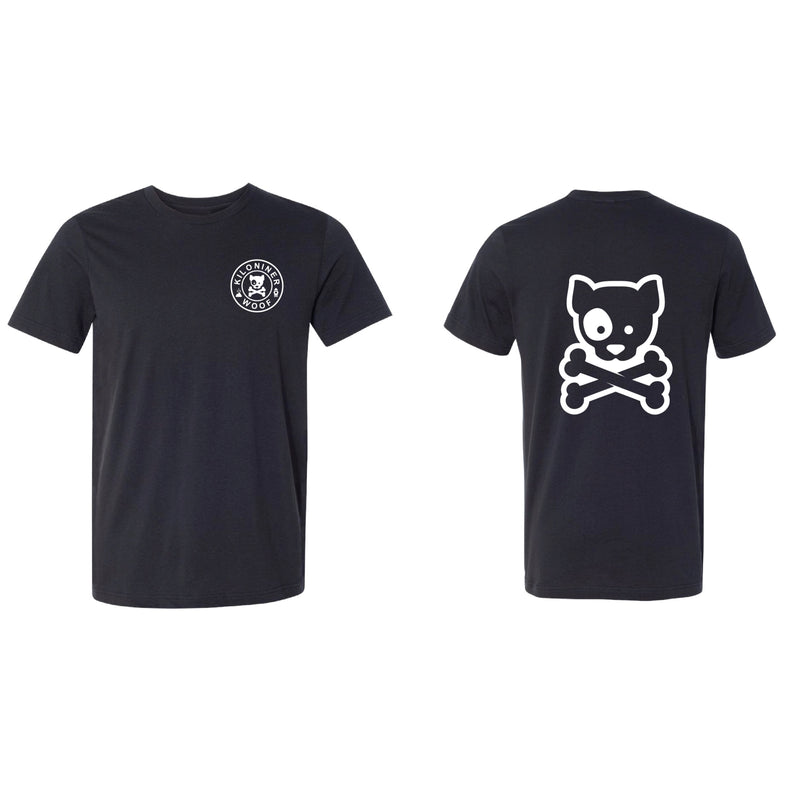 Dog and Crossbones Short Sleeve Tee