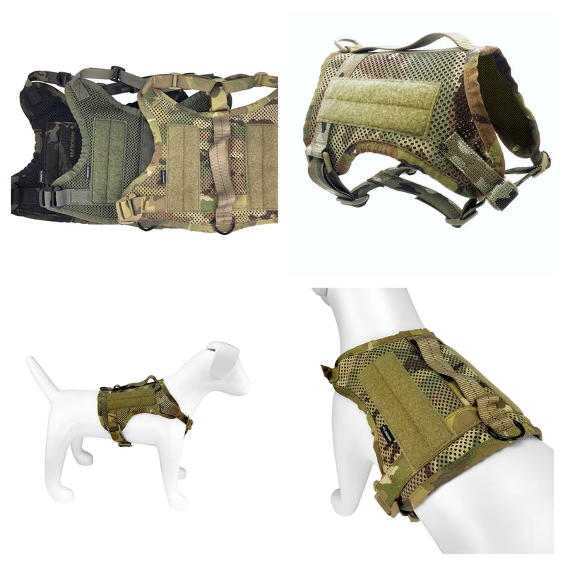MH1 Tactical Mesh Harness