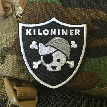 Kiloniner - Pirate Dawg - Morale Patch