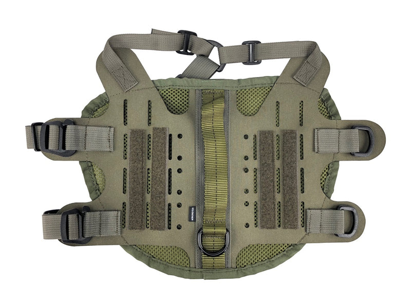 M3 Tactical MOLLE Vest Laser Cut