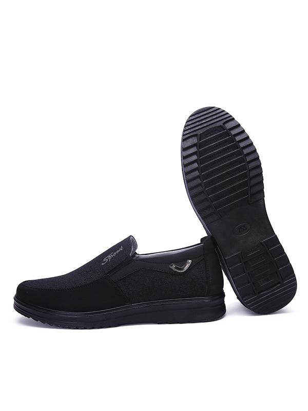 Large Size Men's Soft Sole Casual Shoes