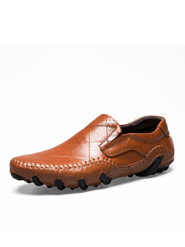 Leather Business Casual Shoes