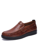 Men's Soft Soles Business Casual Shoes