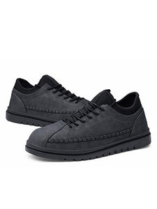 New Breathable Casual Shoes Stitching Shoes