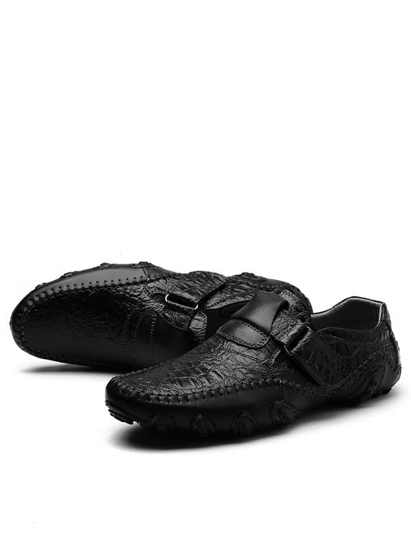 Casual in Genuine Leather Soft Sole Loafers