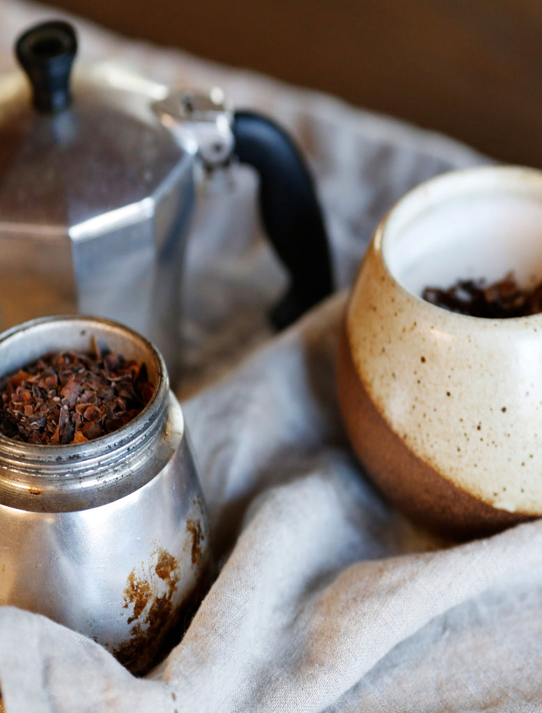 Sifted Cacao + Coconut Sugar & Almond Milk (paleo, low-carb, and low-glycemic!)